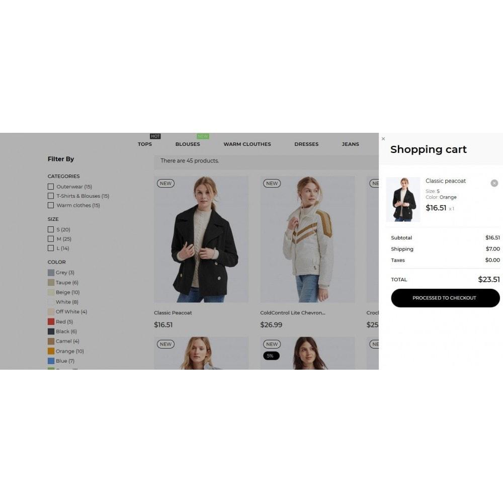theme - Mode & Chaussures - Joe Fresh Fashion Store - 3