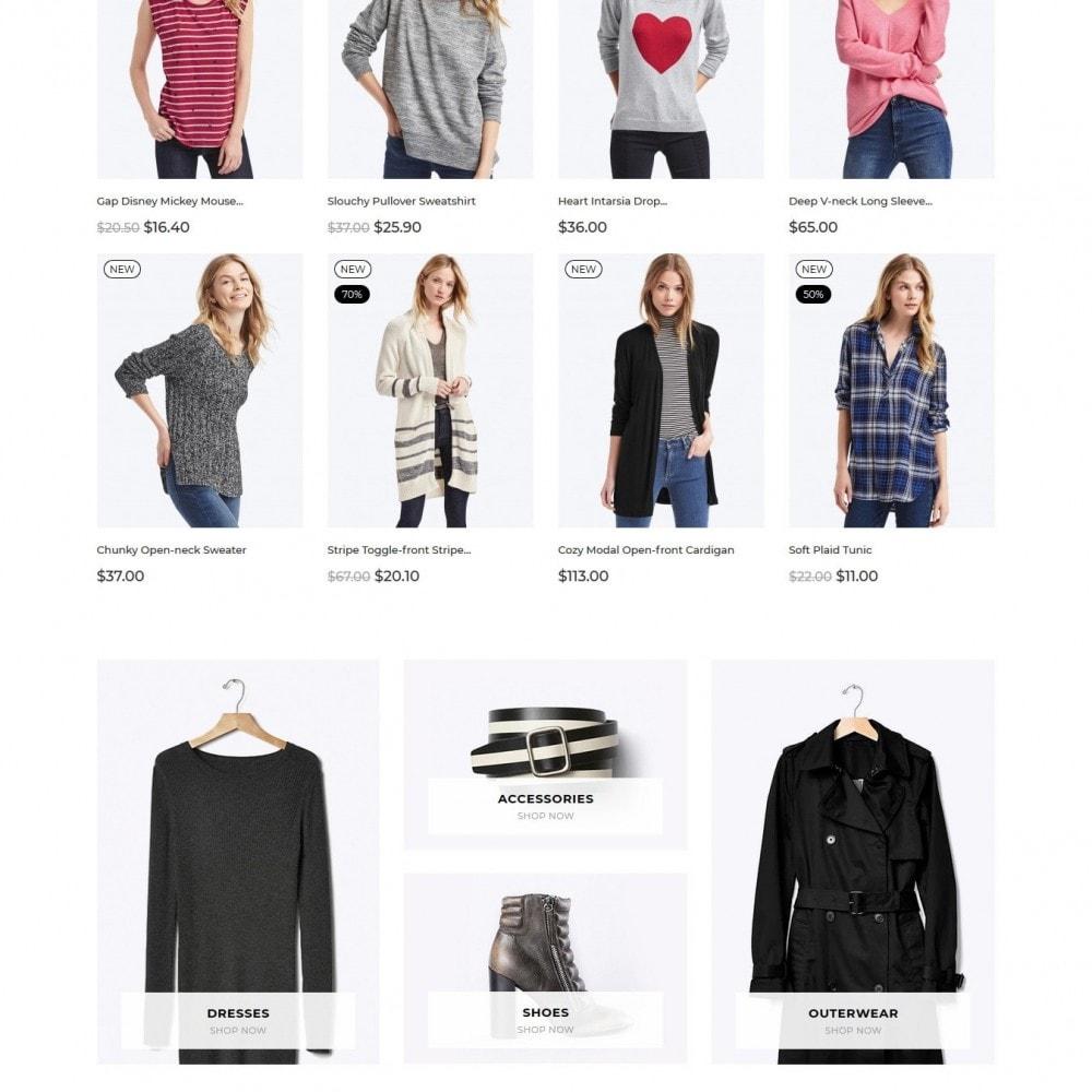 theme - Mode & Chaussures - Joe Fresh Fashion Store - 4