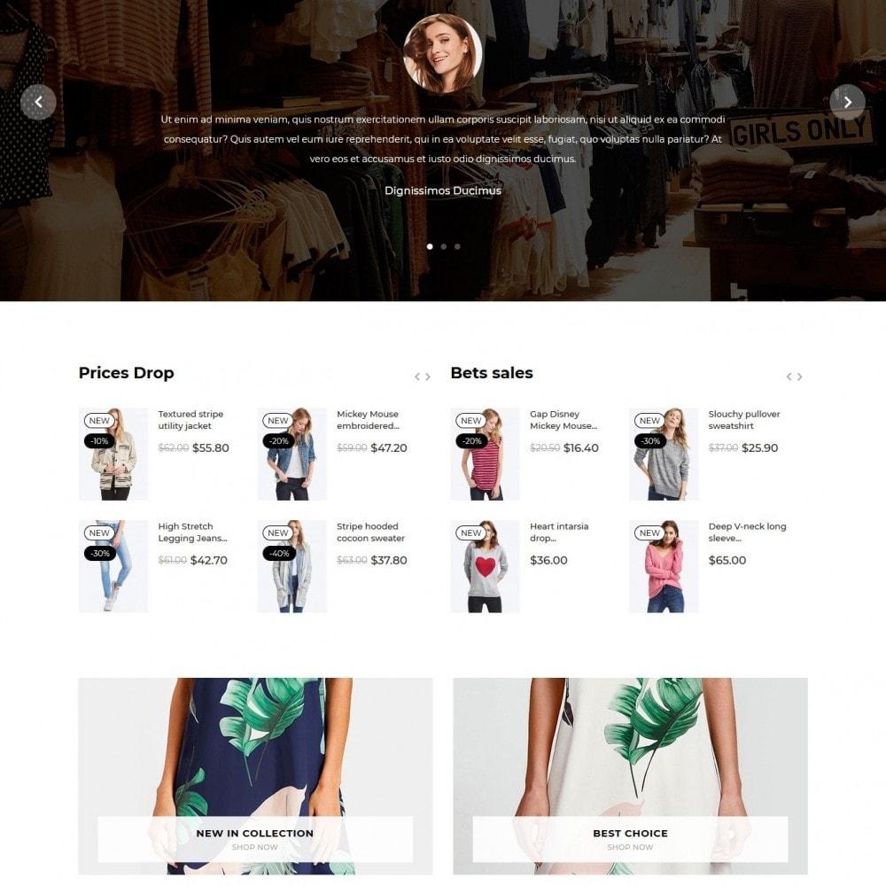 theme - Mode & Chaussures - Joe Fresh Fashion Store - 5