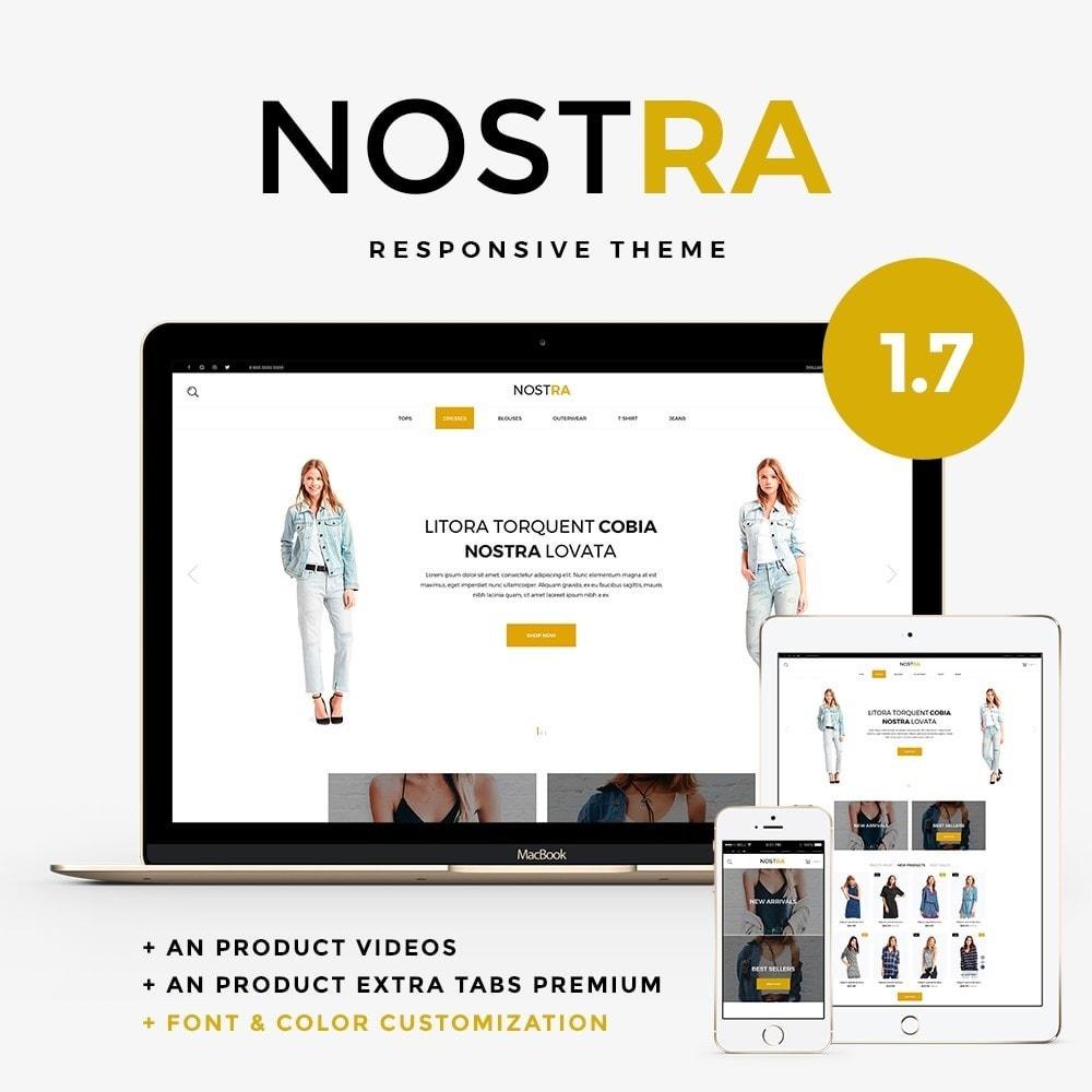 Nostra Fashion Store