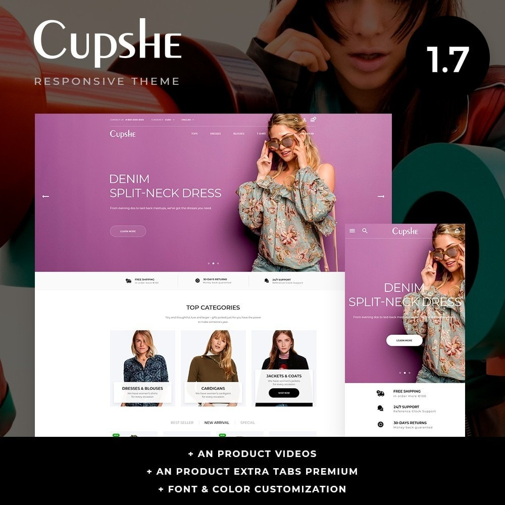 Cupshe Fashion Store