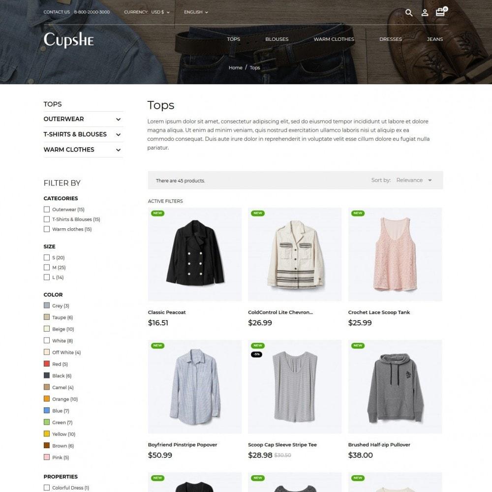 theme - Moda y Calzado - Cupshe Fashion Store - 6