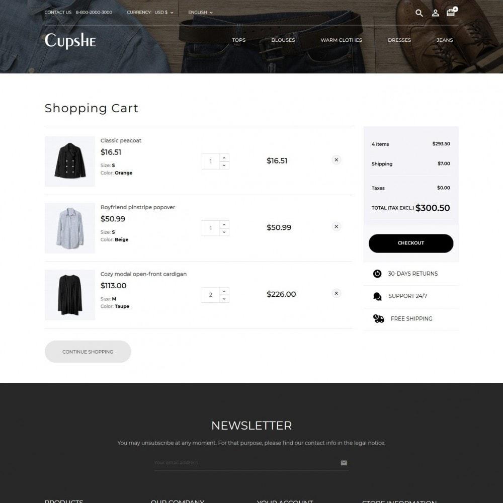 theme - Mode & Schuhe - Cupshe Fashion Store - 10