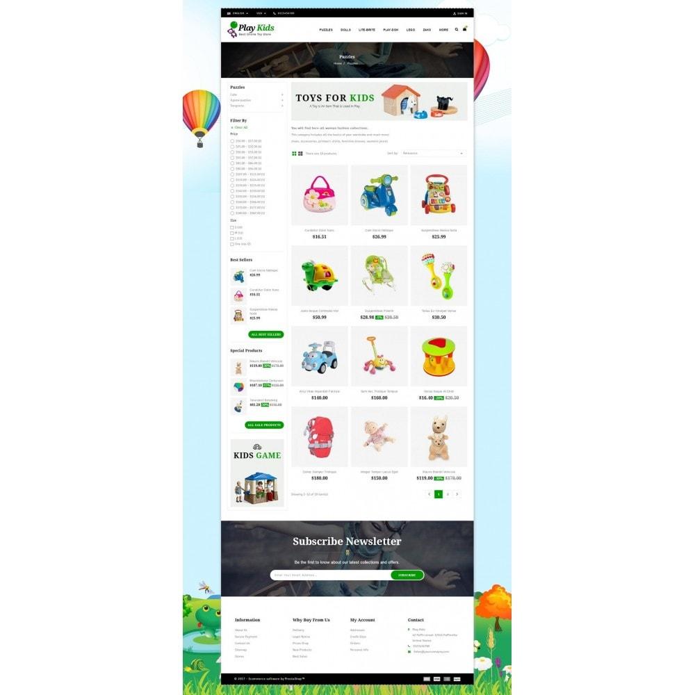 Play Kids Store