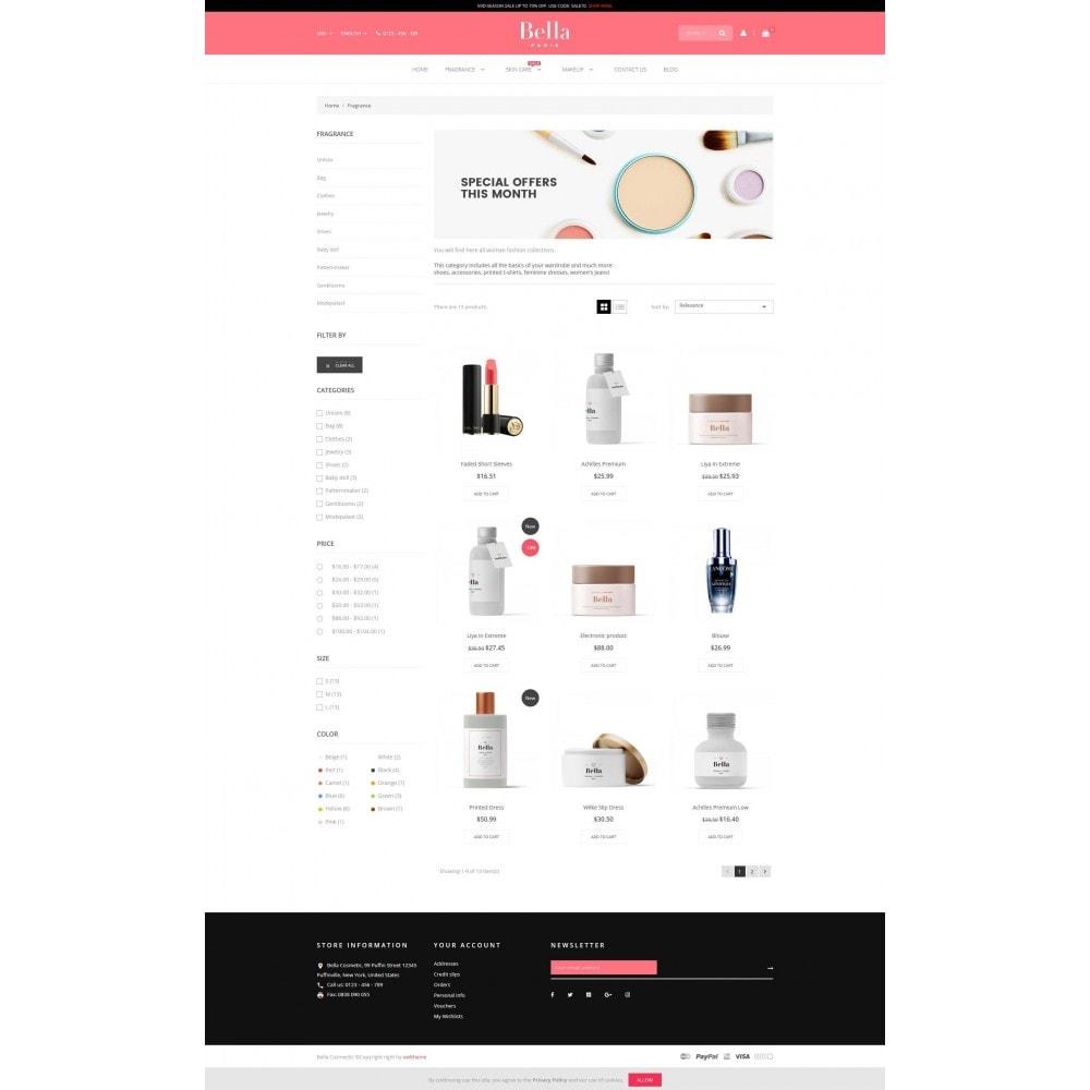 theme - Ювелирные изделия и Аксессуары - Bella Cosmetic - 3
