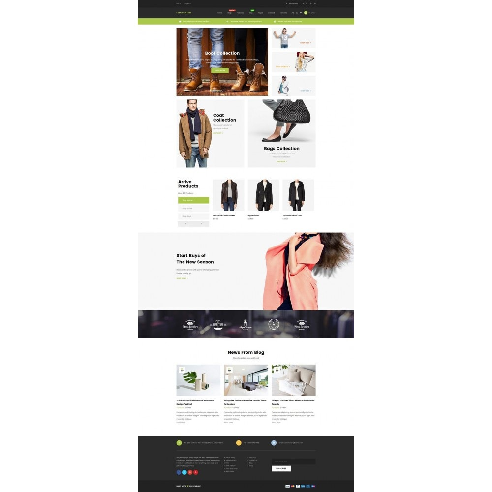 theme - Fashion & Shoes - Fashion Store - 7