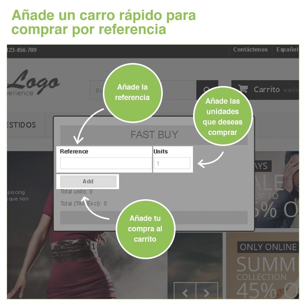 module - Proceso rápido de compra - Compra Rápida por Referencias - 3