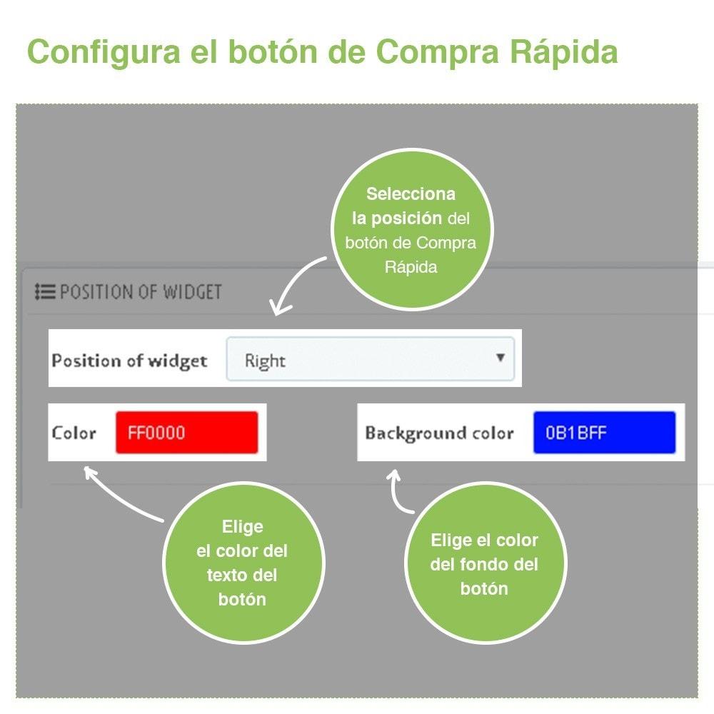 module - Proceso rápido de compra - Compra Rápida por Referencias - 5
