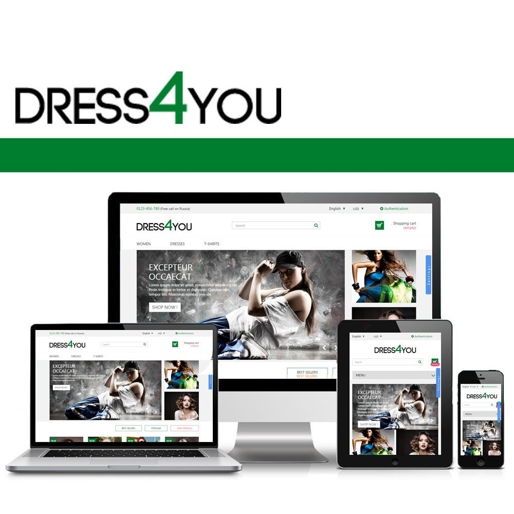 Dress4you Fashion Store