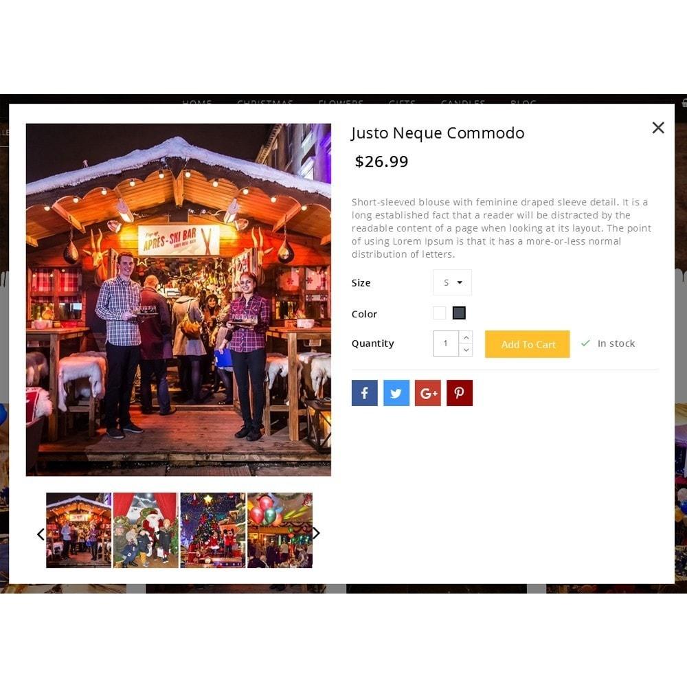 theme - Prezenty, Kwiaty & Uroczystości - Christmas Store - 6