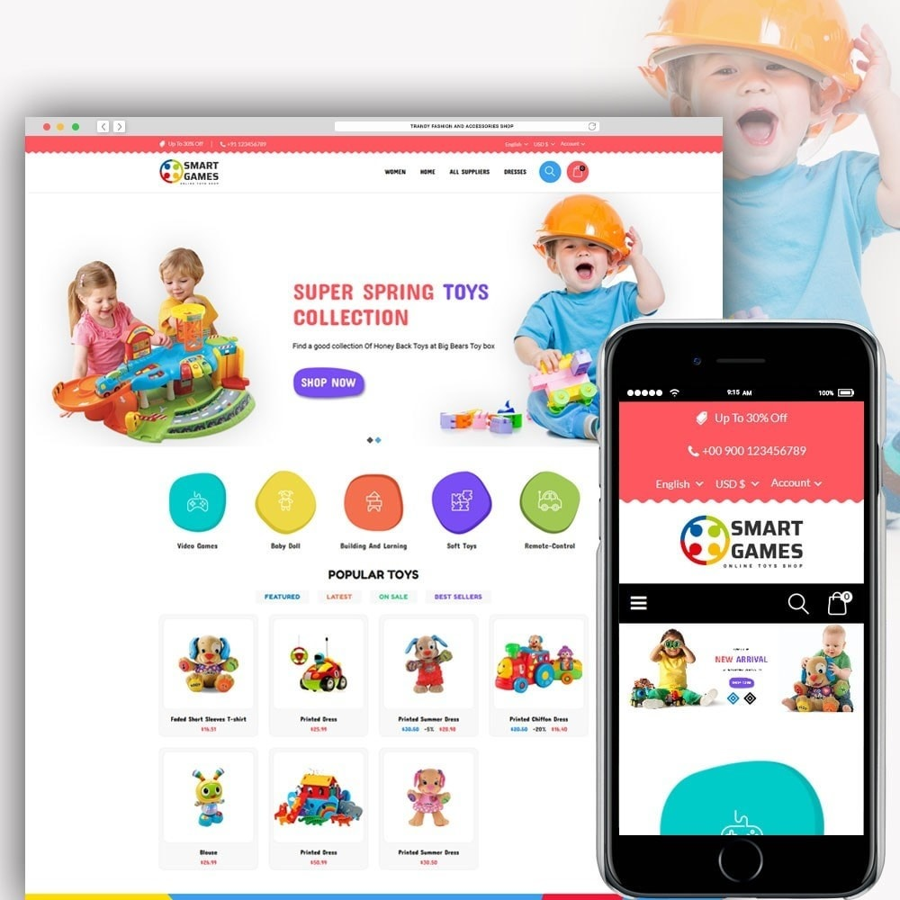 Smart Games Toy Store