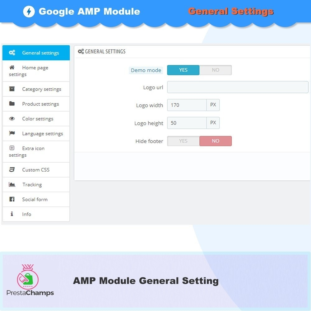 module - Wydajnośc strony - PROFESSIONAL AMP PAGES - ACCELERATED MOBILE PAGES - 10