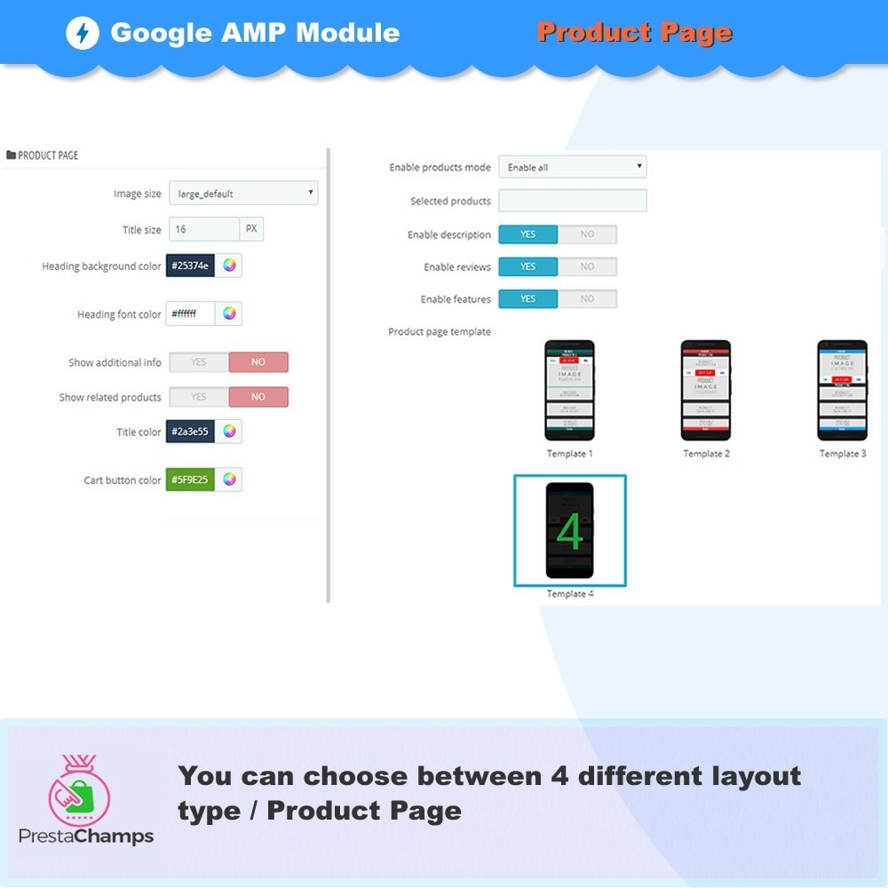 module - Performance - PROFESSIONAL AMP PAGES - ACCELERATED MOBILE PAGES - 8