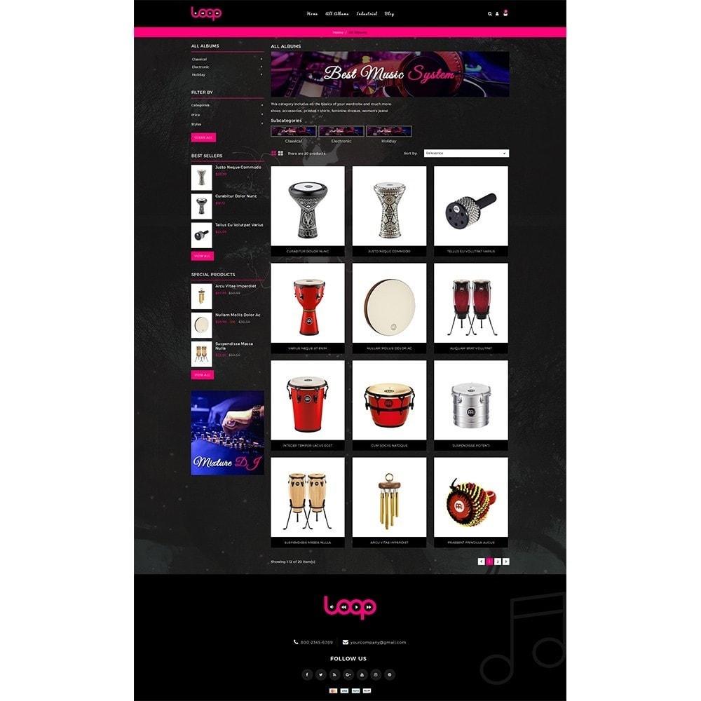 Loop Music Store