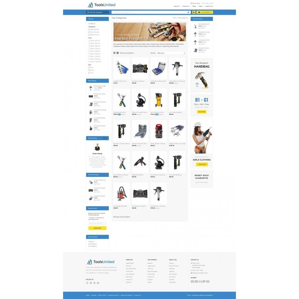 theme - Carros & Motos - Tools United Store - 3