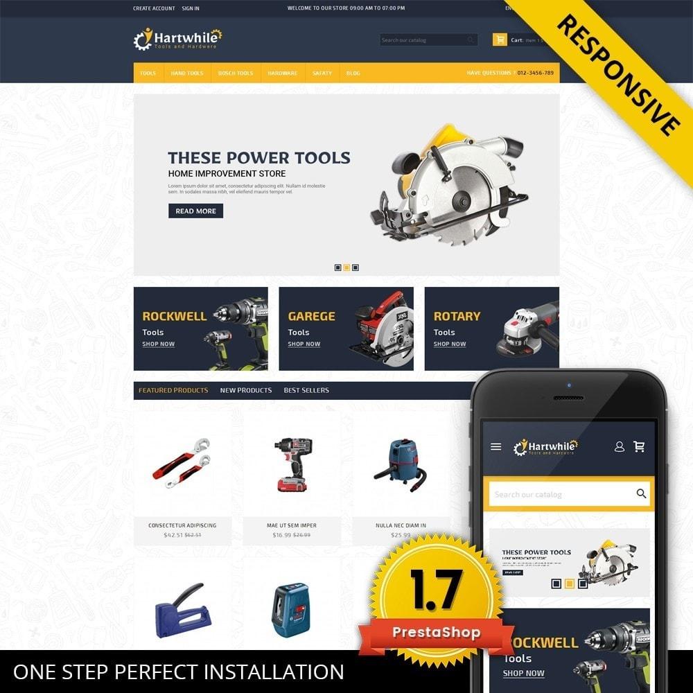 Hartwhile - Tools Store