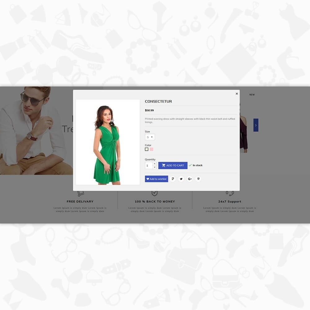 theme - Мода и обувь - BigShope - Big Fashion Store - 7