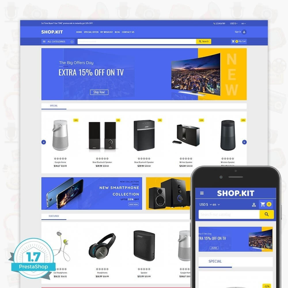 Shopkit Multistore