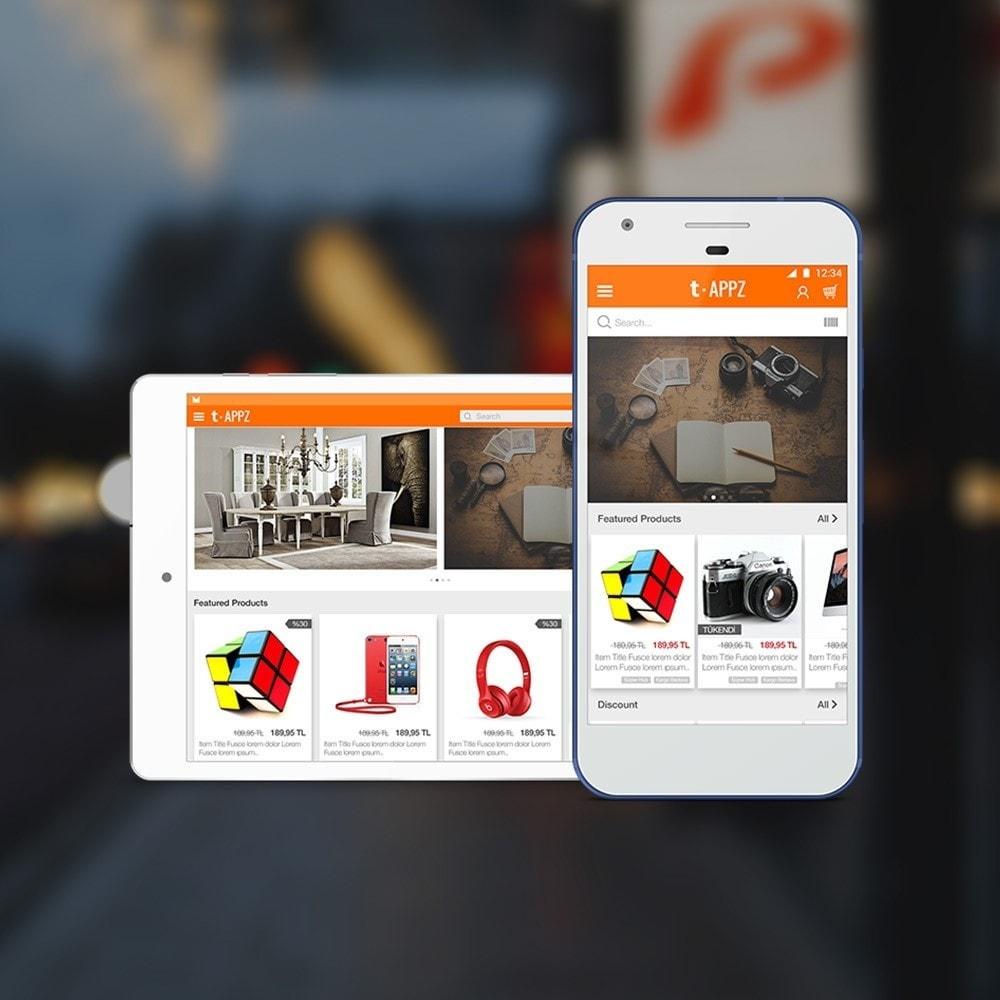 module - Mobile - t-APPZ Mobile App Creator - 3