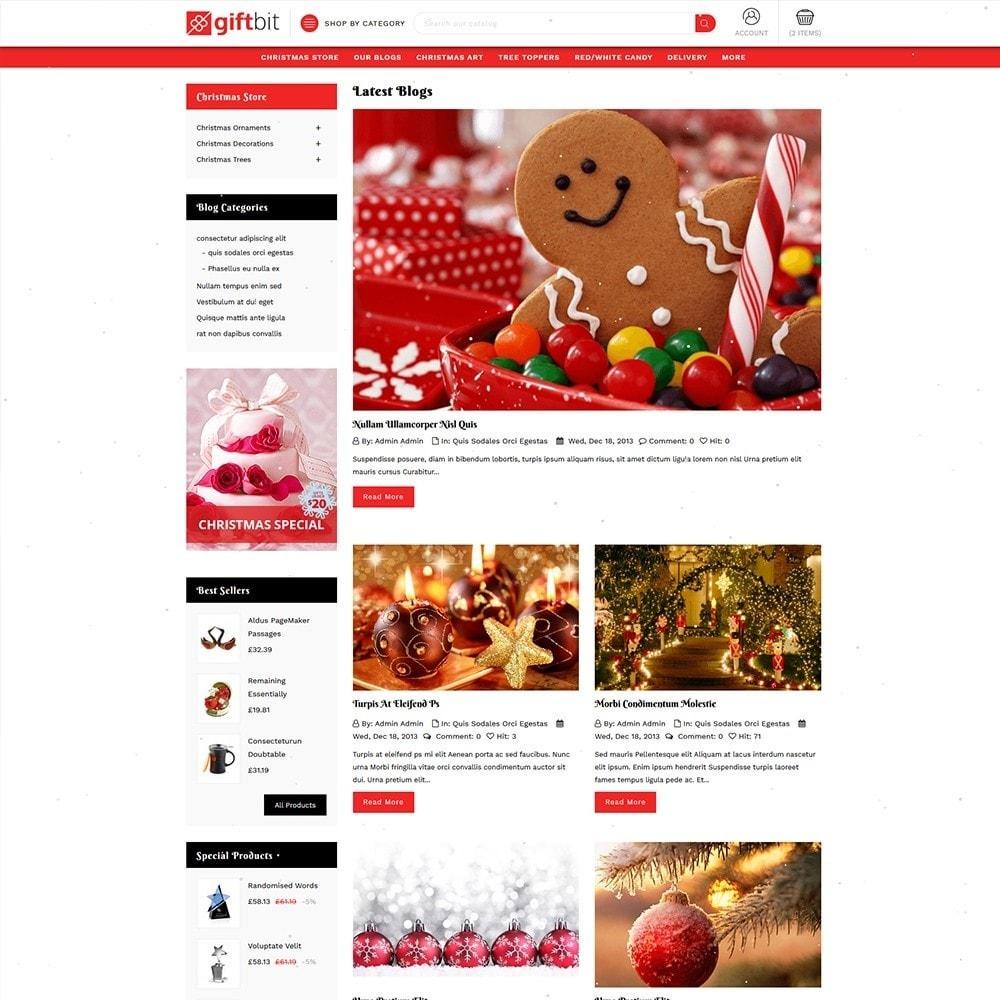 theme - Cadeaux, Fleurs et Fêtes - Giftbit Mega Store - 3