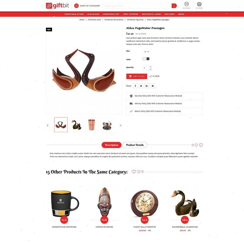 theme - Cadeaus, Bloemen & Gelegenheden - Giftbit Mega Store - 5