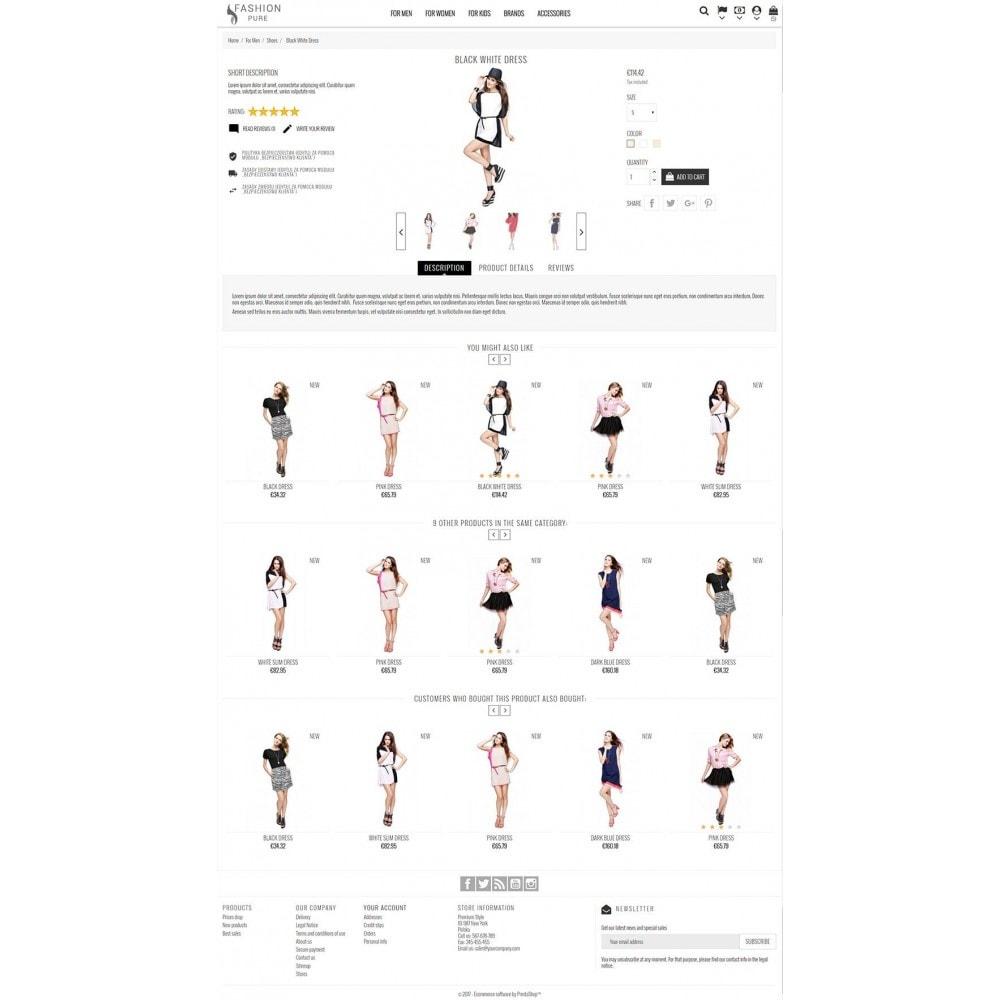 theme - Moda & Obuwie - Fashion Pure - 4