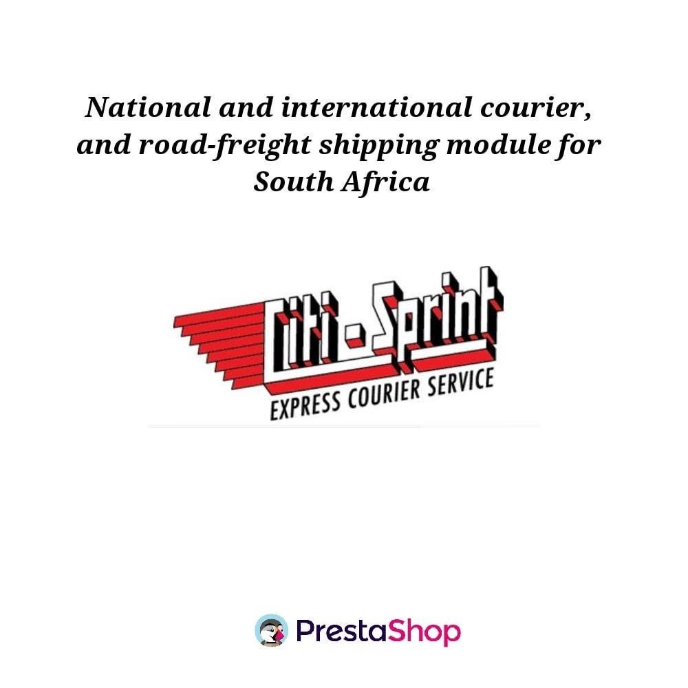 module - Kurierzy - Citi-Sprint Shipping Module - 1