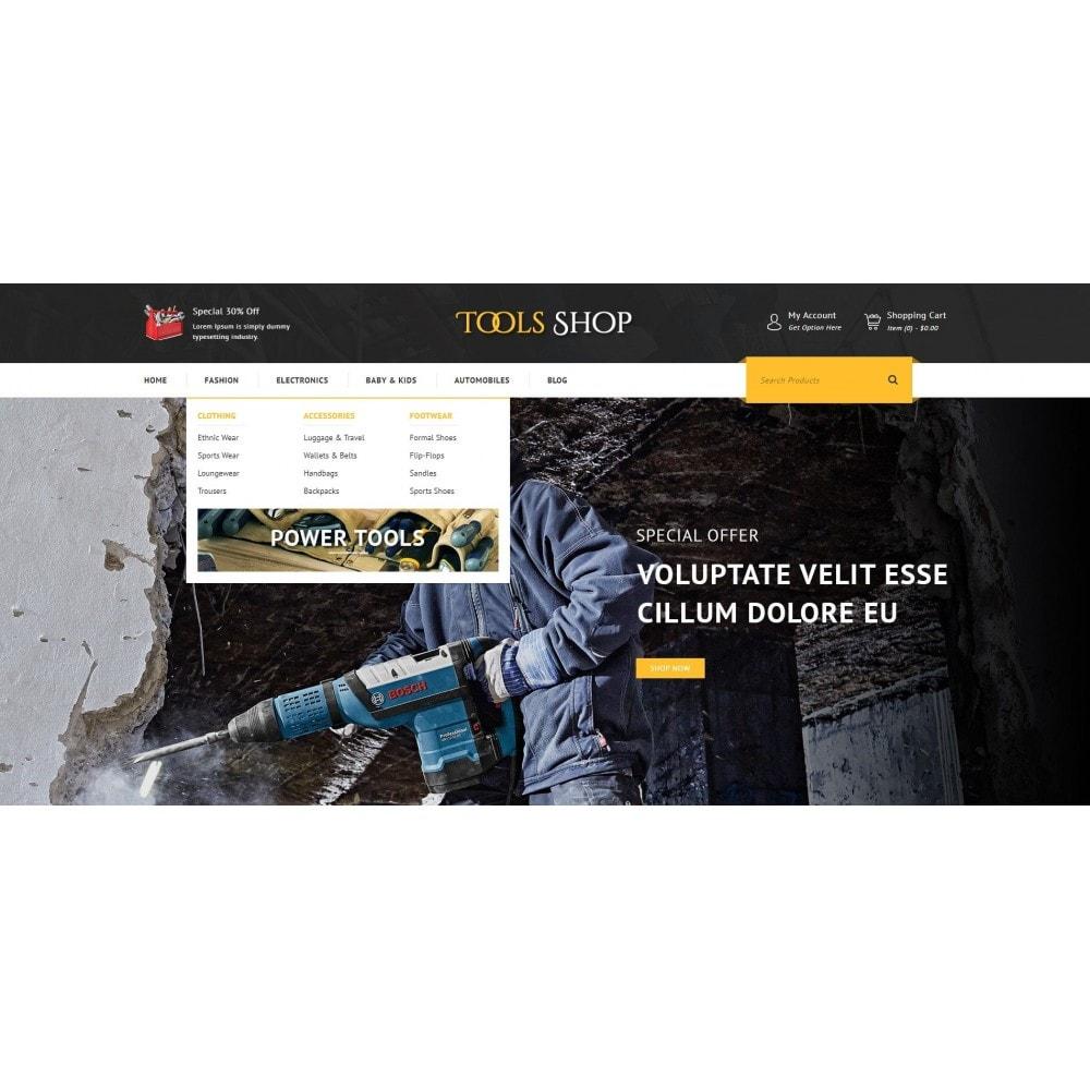 theme - Automotive & Cars - Tools Shop - 6
