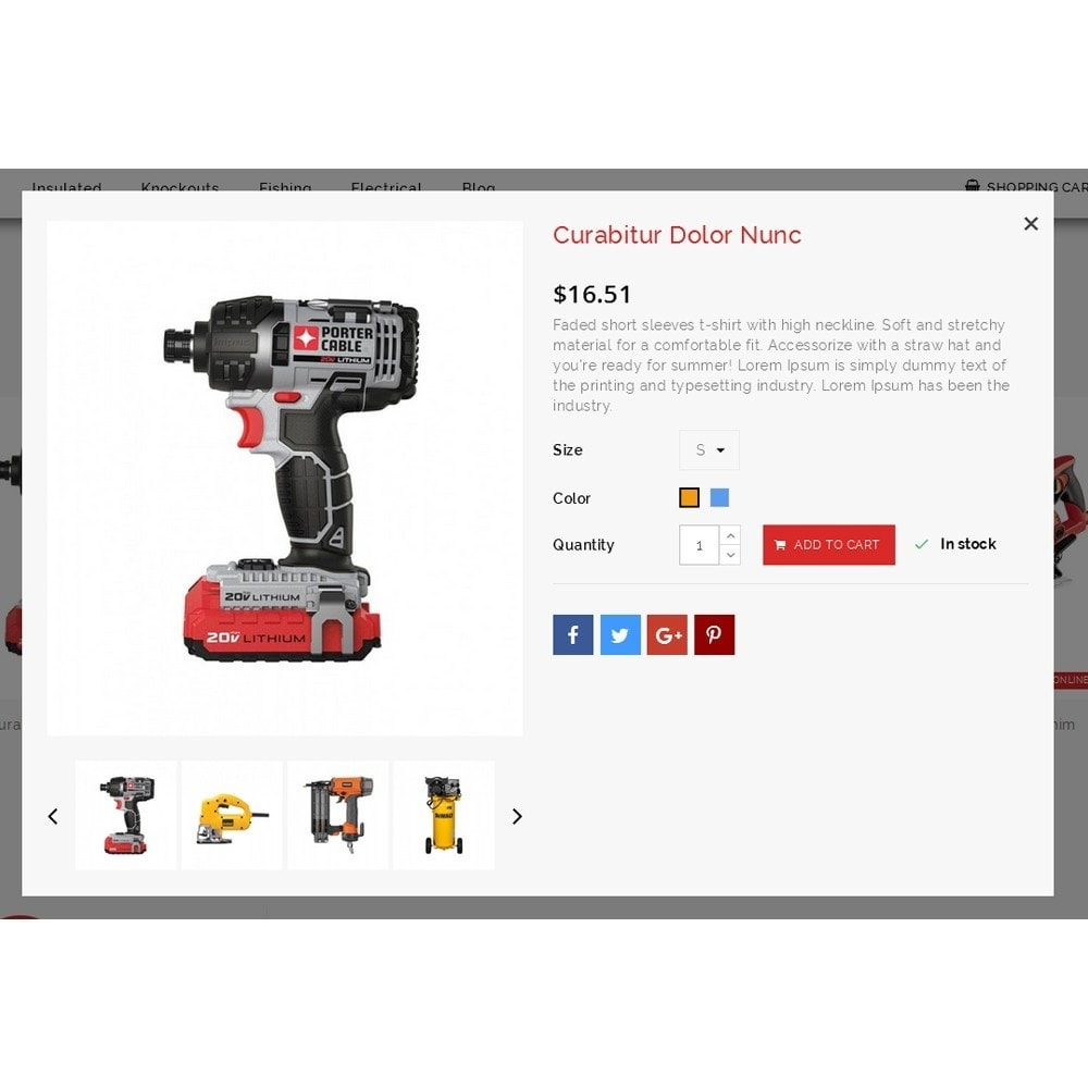 theme - Elettronica & High Tech - Tools Store - 6