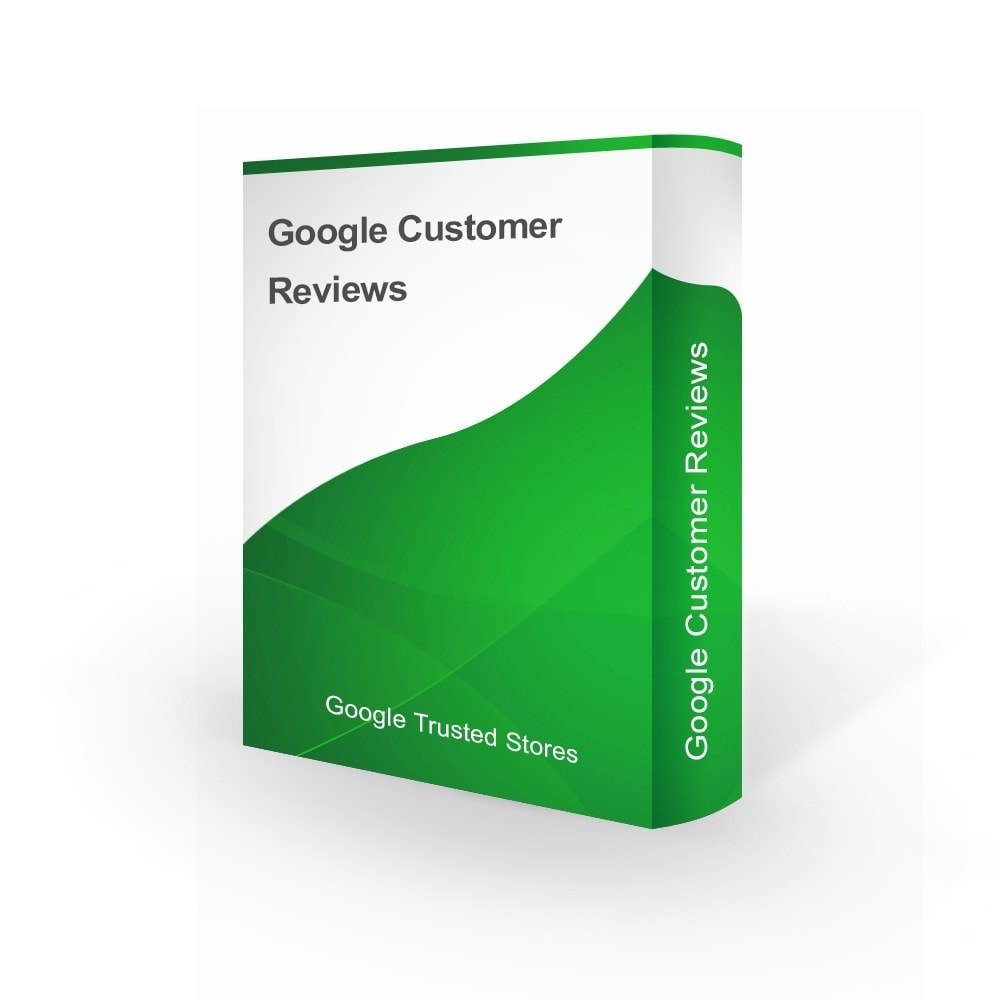 module - Отзывы клиентов - Google Customer Reviews - 1