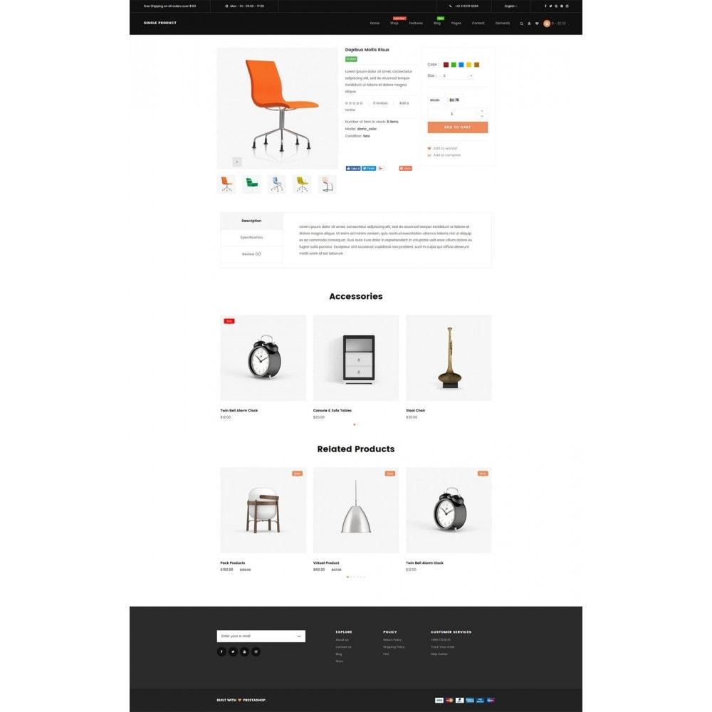 theme - Moda & Calçados - Single Product 1.7 - 10