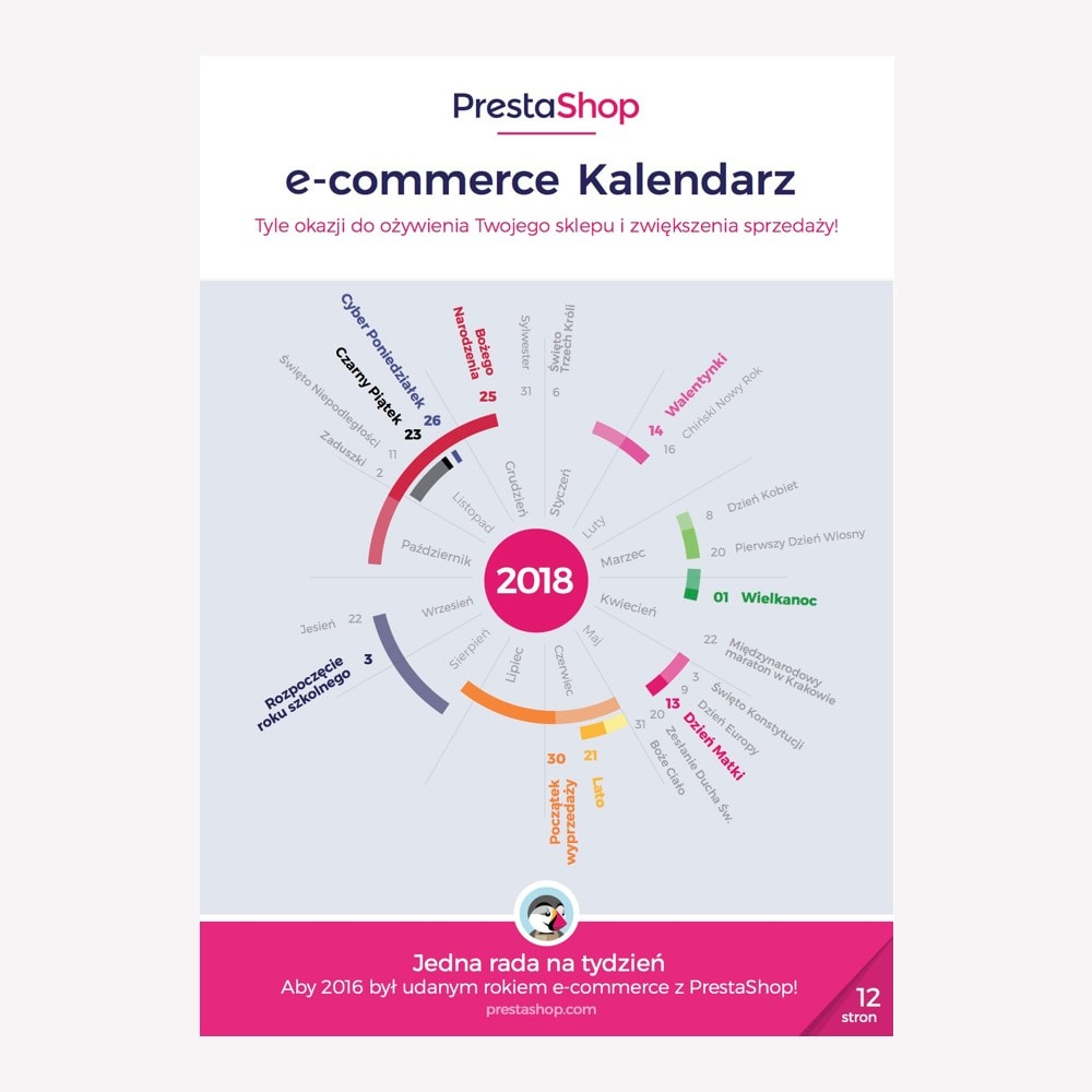 other - Kalender e-commerce - Poland 2018 eCommerce Calendar - 1