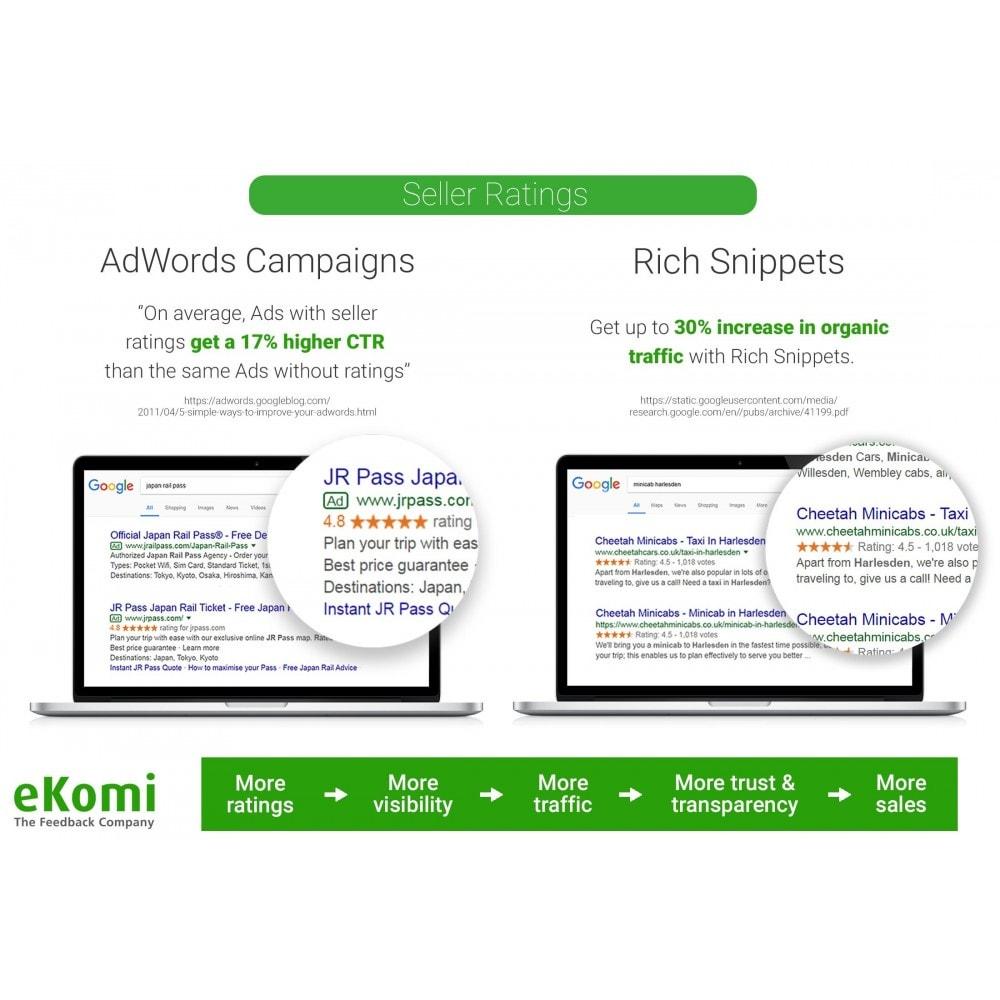 module - Kundenbewertungen - eKomi Bewertungen - 3