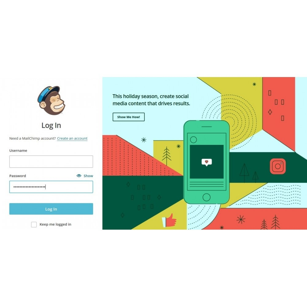 module - Newsletter & SMS - Mailchimp Sync New Customer and Newsletter - 1
