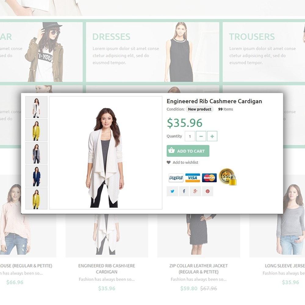 theme - Fashion & Shoes - KettyStore - 3