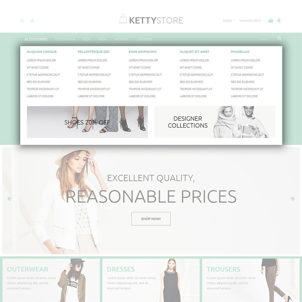 theme - Mode & Schoenen - KettyStore - 4