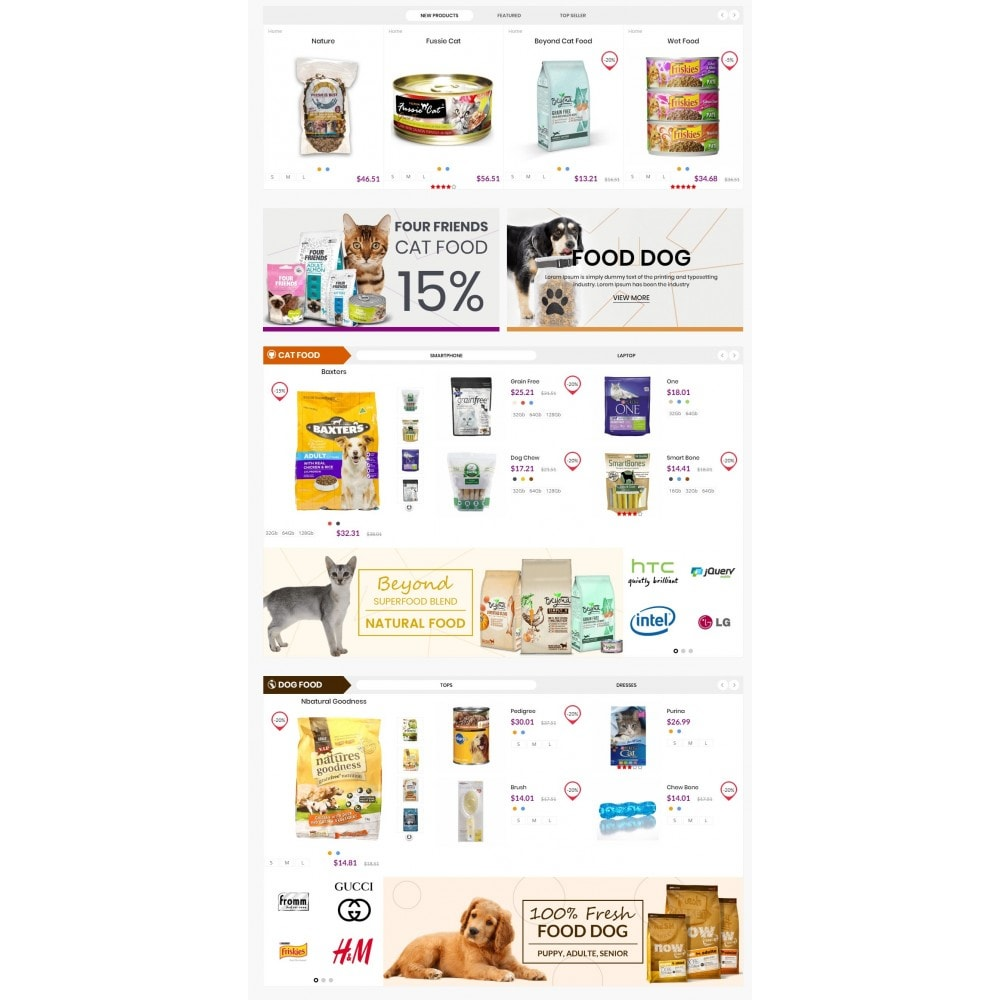 Animals & Pets Care Store