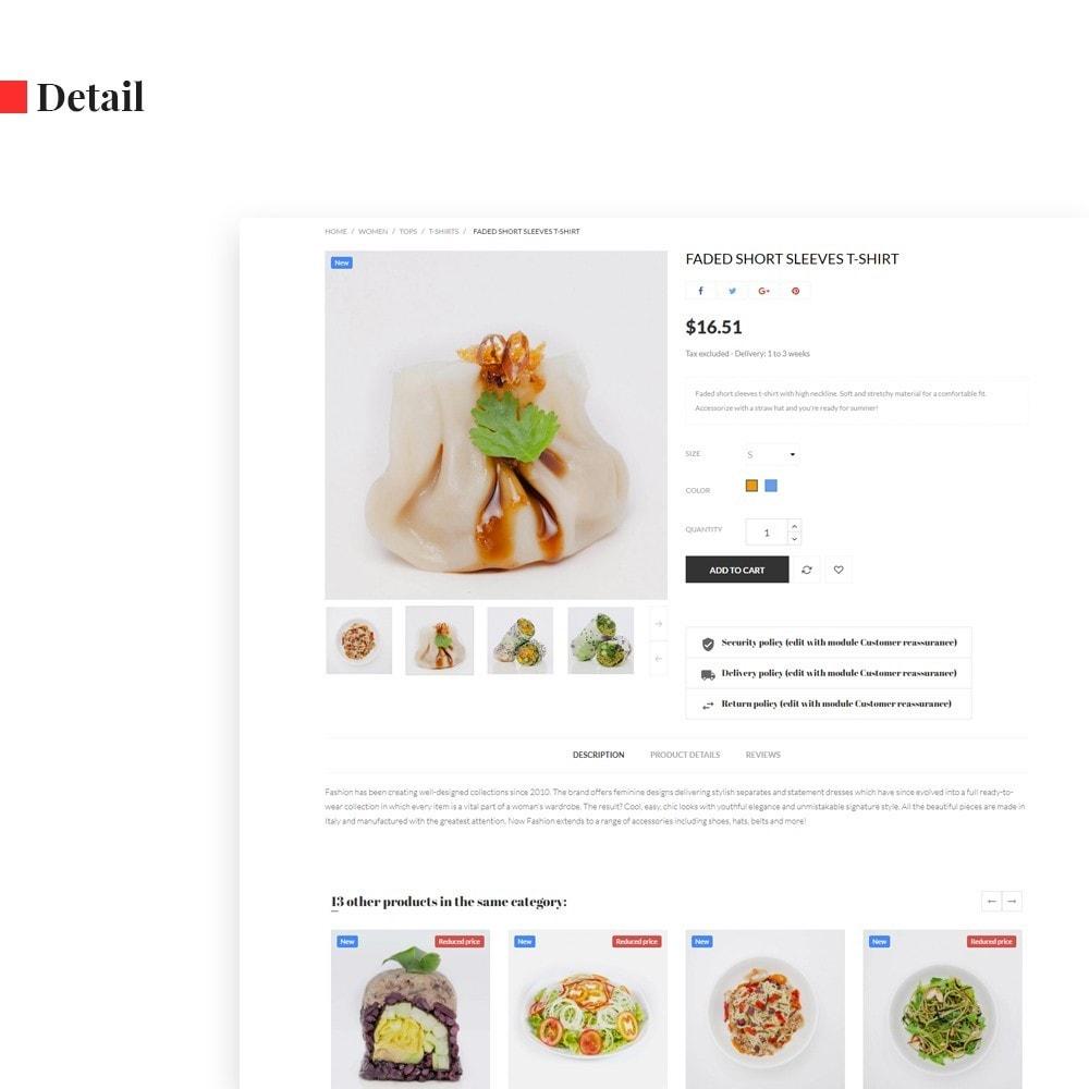 theme - Lebensmittel & Restaurants - Ap Codfo - 7