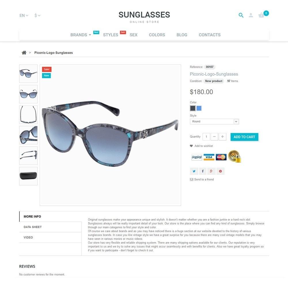 theme - Moda y Calzado - Sunglasses - 3