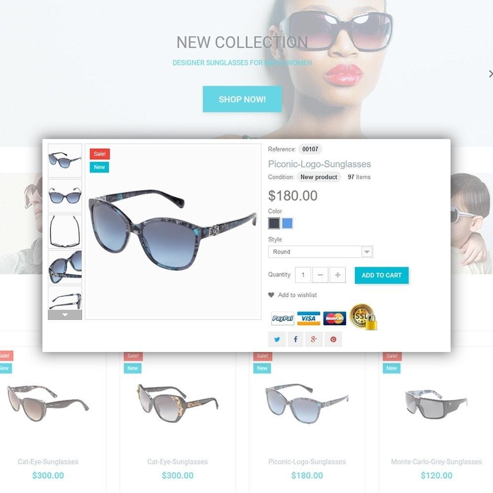 theme - Moda & Calzature - Sunglasses - 4