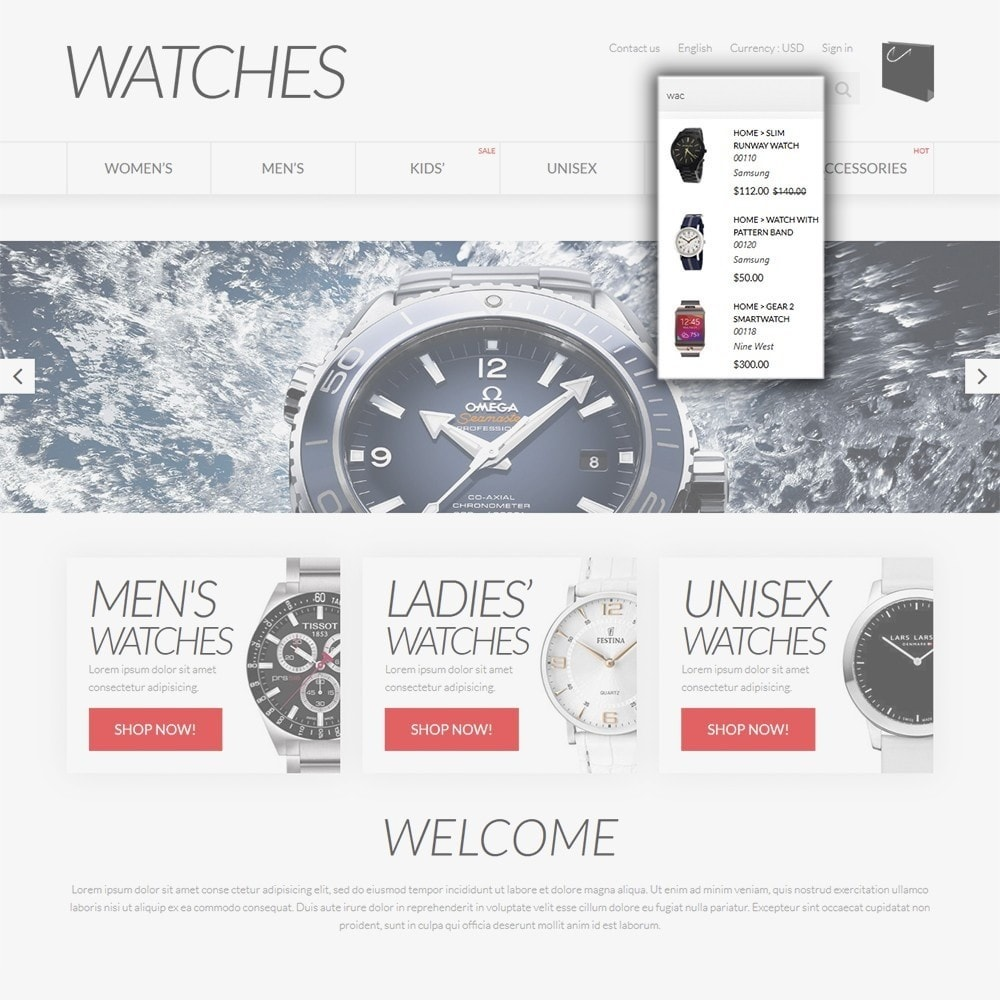 theme - Jewelry & Accessories - Watches - 6