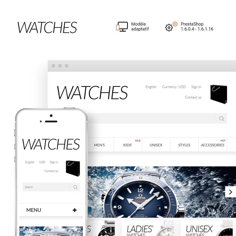 theme - Bijoux & Accessoires - Watches - 1