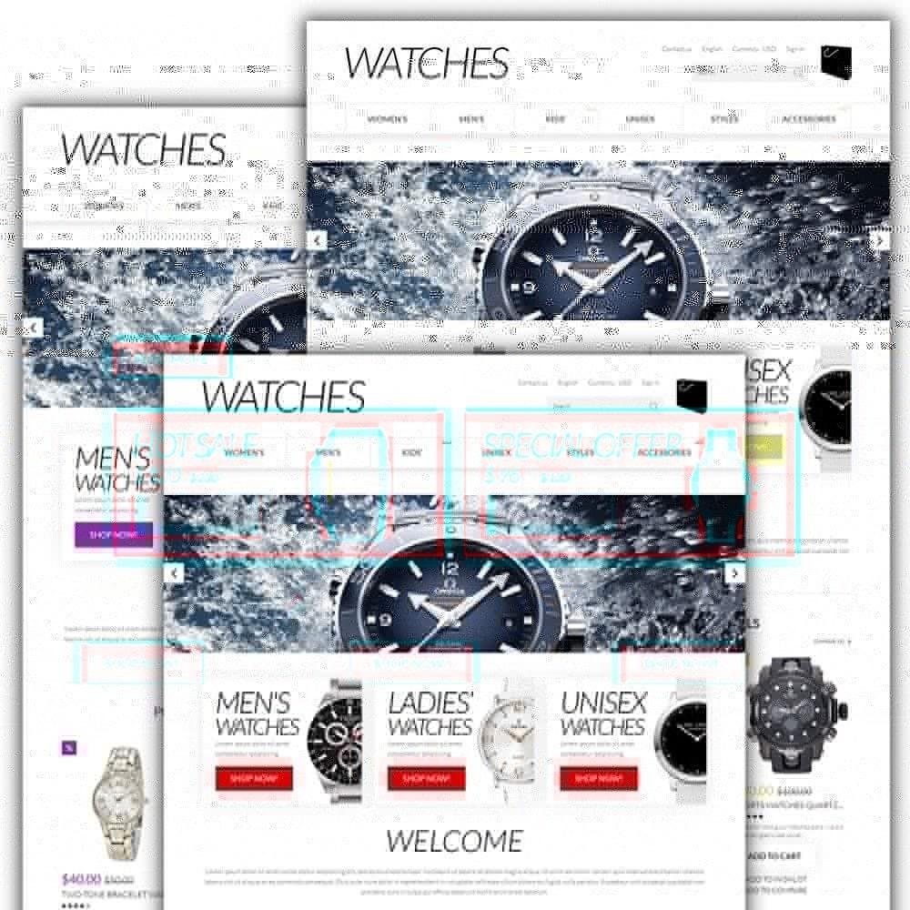 theme - Bellezza & Gioielli - Watches - 2