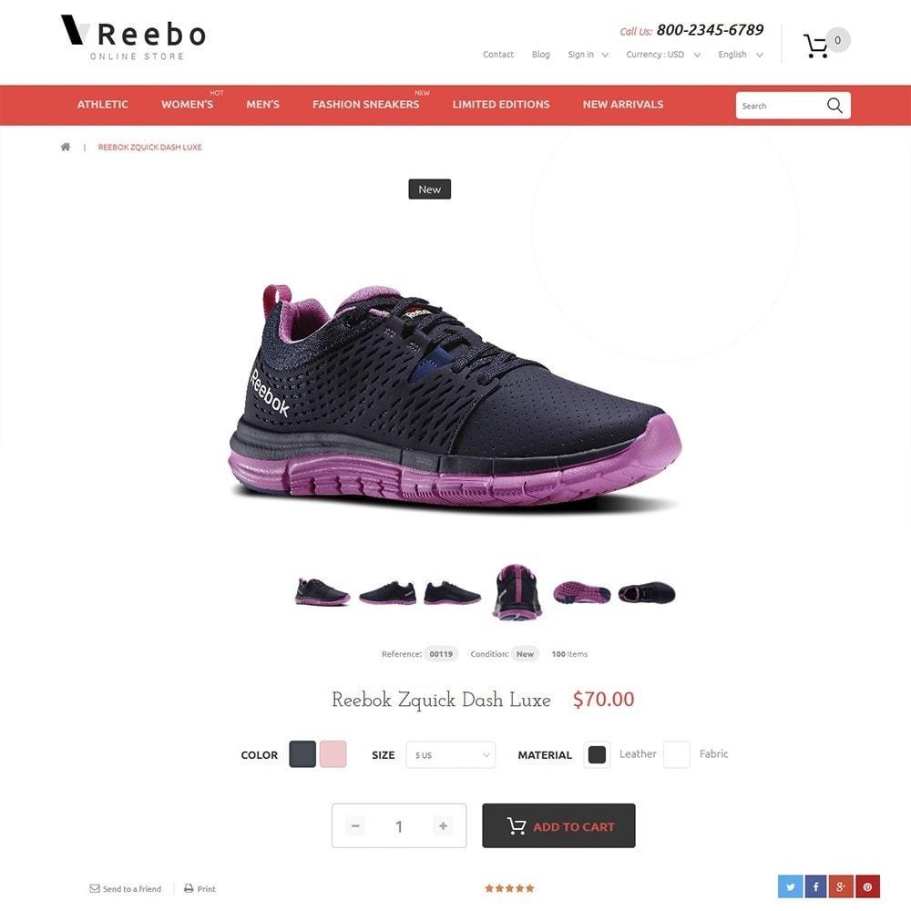 theme - Mode & Schuhe - Reebo - Shoe Store - 3