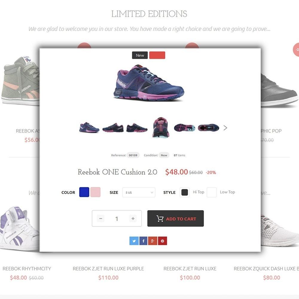 theme - Moda & Calzature - Reebo - Shoe Store - 4