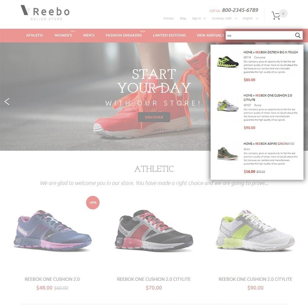 theme - Moda & Calzature - Reebo - Shoe Store - 6