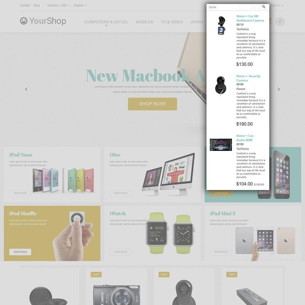 theme - Electrónica e High Tech - YourShop - Electronics Store - 6