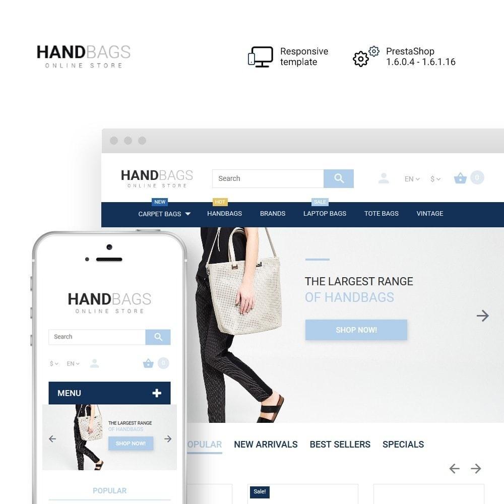 theme - Fashion & Shoes - Handbag - 1