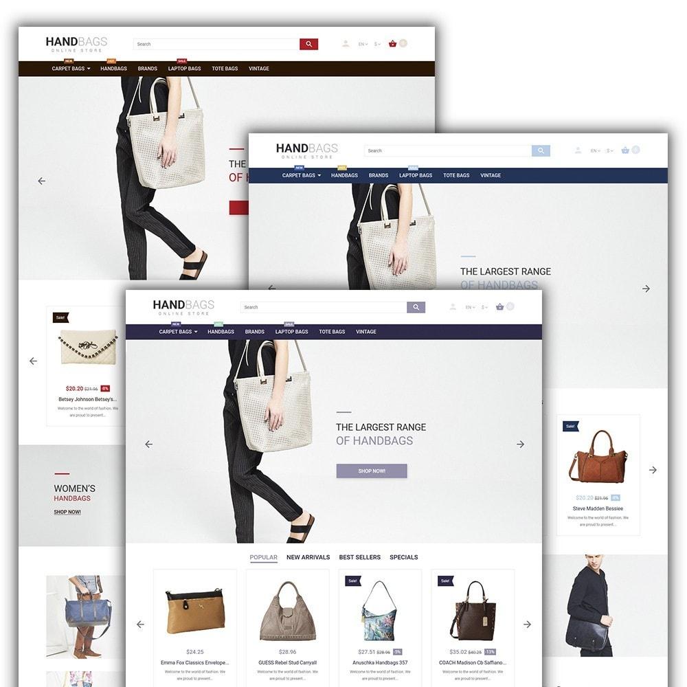 theme - Fashion & Shoes - Handbag - 2