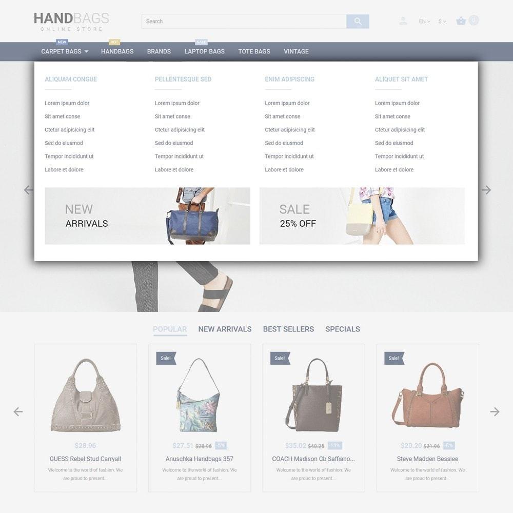 theme - Moda & Calçados - Handbag - 5